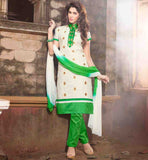 PUNJABI SUITS OFFICE WEAR CLOTHING FOR WOMEN AT AFFORDABLE PRICE