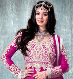 9005D AYESHA TAKIA BOLLYWOOD MOVIE STYLE NAVIKA ANARKALI DRESS