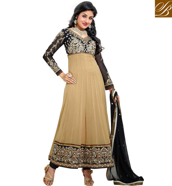 CHEAP RATE LATEST FASHION PARTY WEAR ANARKALI SALWAR KAMEEZ SUITS