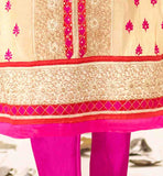 exclusive chanderi cotton salwar kameez online for women