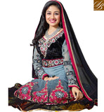 PARTY WEAR ANARKALI SALWAR KAMEEZ DRESS AT REASONABLE PRICE