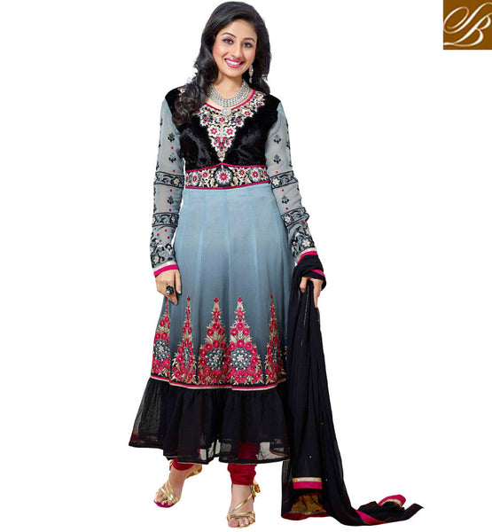 AFFORDABLE RATE PARTY WEAR ANARKALI SALWAR KAMEEZ DRESSES ONLINE