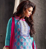 In Summer Season, Soft & Comfortable Feel Of Pure Cotton Fabric, Made From Natural Thread Has Always Attracted Females Around The Globe.  Buy Online From Our Store At A Pocket Friendly Price