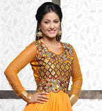 GORGEOUS AKSHARA SHADED GOWN STYLE PARTY WEAR ANARKALI