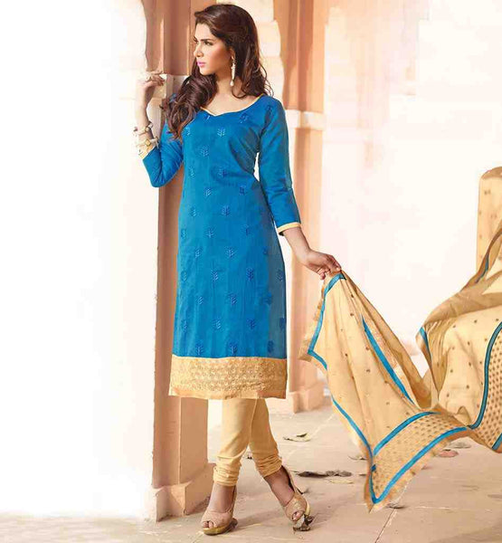 PUNJABI SUITS LADIES WEAR LATEST FASHION KURTI & NAZNEEN DUPATTA