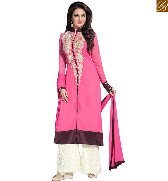 A STYLISH BAZAAR PRESENTATION BOLLYWOOD ACTRESSES MONICA BEDI IN DELIGHTFUL PLAZO DESIGN VDHNY9011