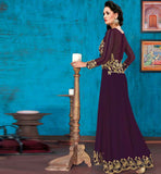 INDIAN ANARKALI DESIGN FOR WEDDDIGNS