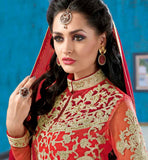CHINESE COLLAR NECK SALWAR SUIT