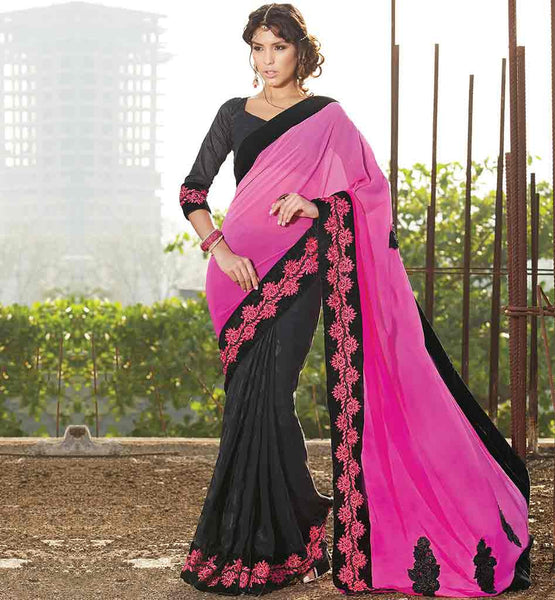 STYLISH BAZAAR PARTY WEAR SAREES ONLINE SHOPPING AT DISCOUNTED RATE