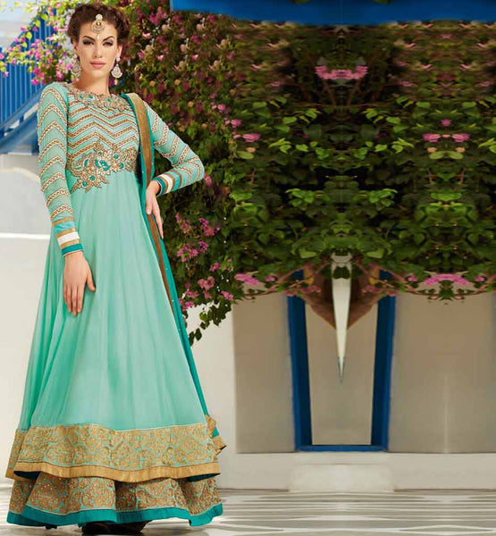 908 KIMORA SURAT WEDDING WEAR ANARKALI DRESS KMV9908