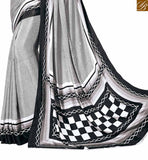 STYLISH BAZAAR APPEALING CREPE SILK PRINTED SAREE RTDVM9310