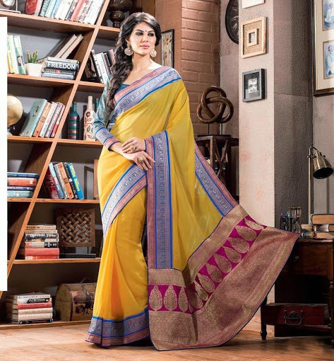 ALIA BHATT 'S BOLLYWOOD MOVIE  2 STATES INSPIRED SAREES COLLECTION RTVS32611