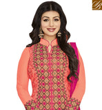 STYLISH BAZAAR PRESENTS BOLLYWOOD ACTRESS AYESHA TAKIA LONG PAKISTANI STYLE STRAIGHT CUT DESIGNER SALWAR SUIT ANZN1150