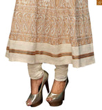 EXQUISITE EMBROIDERED DESIGNER JACKET STYLE ANARKALI CRAFTED FOR PARTIES BLFS9006 BY OFF WHITE