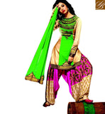 STYLISH BAZAAR EXCLUSIVELY DESIGNED STRAIGHT CUT SALWAAR DESIGN RMKP010