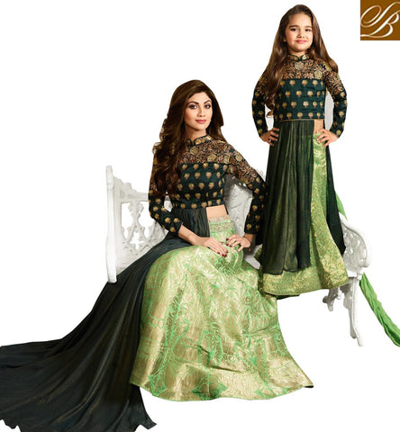 SHILPA SHETTY SUITS ONLINE MAA AND BETI PARTY WEAR CLOTHING COLLECTION