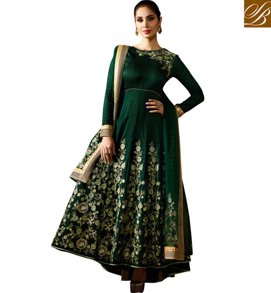 STYLISH BAZAAR MAA BETI SAME PINCH GREEN LEHENGA SAREE MOTHER DAUGHTER LADIES COLLECTION 2017 IN ONLINE SHOPPING KRM8075