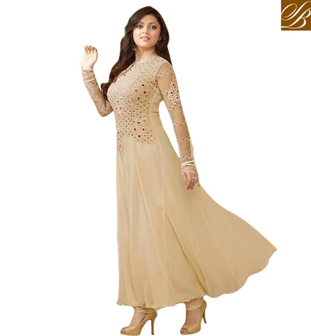 STYLISH BAZAAR  INDIAN DAILY SOAPS ACTRESS DRASHTI DHAMI IN DESIGNER SALWAR SUIT SET ONLINE SHOPPING BOLLYWOOD FASHION COLLECTION LTNT99010