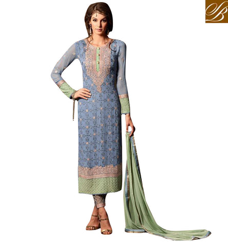 STYLISH BAZAAR BUY LATEST SALWAR SUIT SET IN TWO COLOR VARIANT SALWAAR DESIGNS FOR SPECIAL EVENTS MHN34004A
