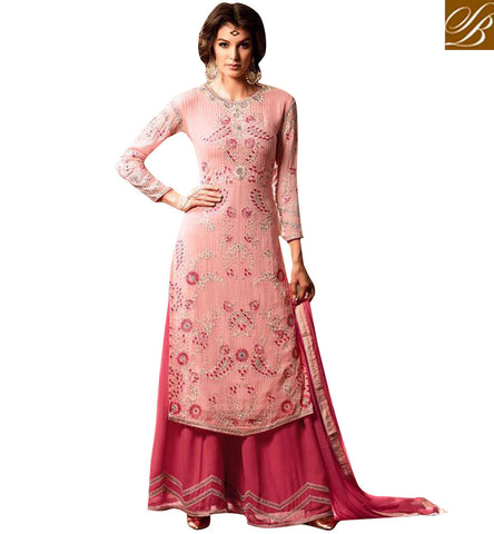 STYLISH BAZAAR 2 VARIANTS OF STRAIGHT CHURIDAAR SUIT SET LATEST GIRLS SALWAR KAMEEZ AND KURTIS ONLINE MHN34005A