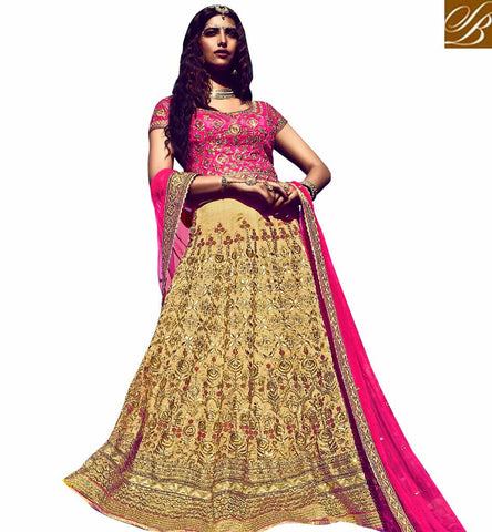 STYLISH BAZAAR GORGEOUS GHAGRA CHOLI DESIGNS WITH PRICE BRIDAL SURAT DESIGNER LEHENGA CHOLI DESIGNS FOR WEDDING CHOLI LEHENGA NKBRC10011
