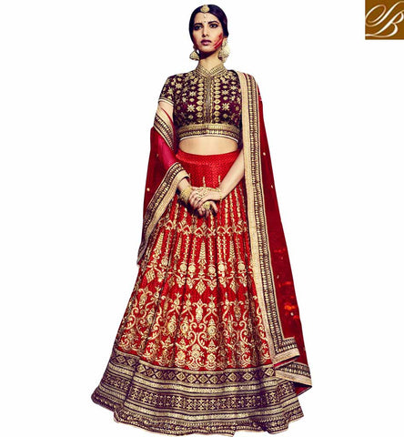 STYLISH BAZAAR FASCINATING LEHENGA CHOLI DESIGNS DESIGNER WEDDING LENGHA ONLINE GHAGRA CHOLI DESIGNS FOR WEDDING ONLINE SHOPPING INDIA NKBRC10014