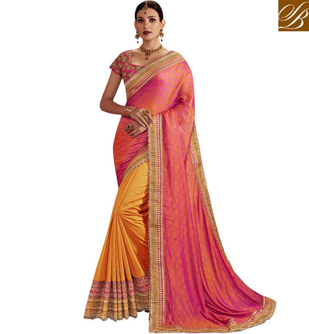 STYLISH BAZAAR ONLINE SAREES LATEST SAREE IN SILK SAREES ONLINE SHOPPING INDIA WEDDING SARIS AT LOW PRICE FOR WOMEN NKEMB4058