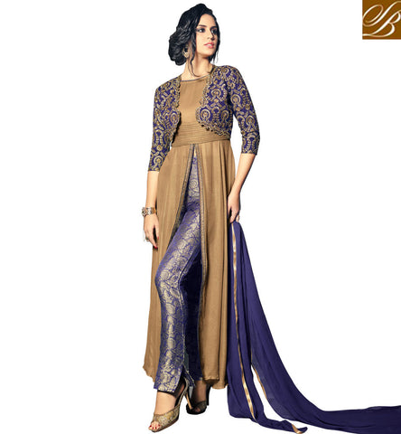STYLISH BAZAAR CAPTIVATING PLAZO SUIT SALWAR PAKISTANI PARTY KAMEEZ INDIAN DESIGNER STYLISH BAZAAR SALWAR SUITS DRESS PALAZZO SUITS SLMHN33001