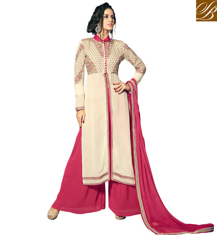 STYLISH BAZAAR ALLURING BOUTIQUE SALWAR SUITS WEDDING WEAR DESIGNER PLAZO CHURIDAR SUIT WITH PRICE BUY ONLINE INDIA SLMHN33007