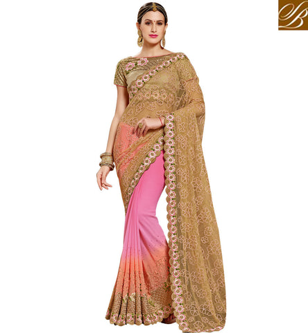 STYLISH BAZAAR FASHIONABLE DESIGNER SAREE FOR MARRIAGE AT AN INEXPENSIVE PRICE SNP19011
