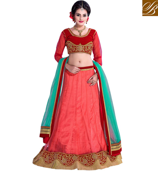 Wedding wear Ghagra Choli