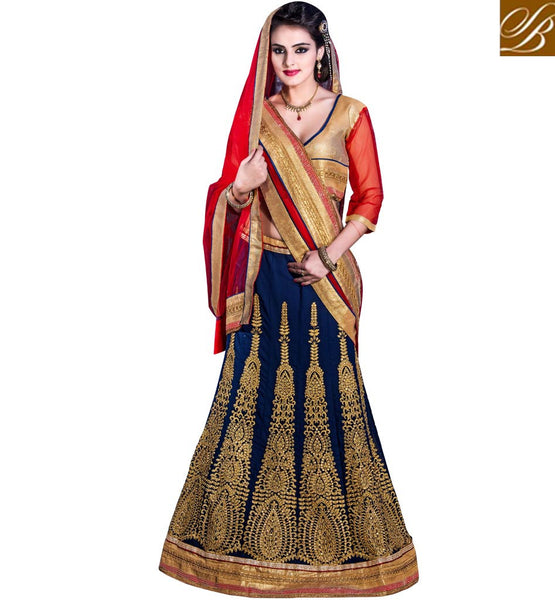 Marriage wear Ghaghra Choli