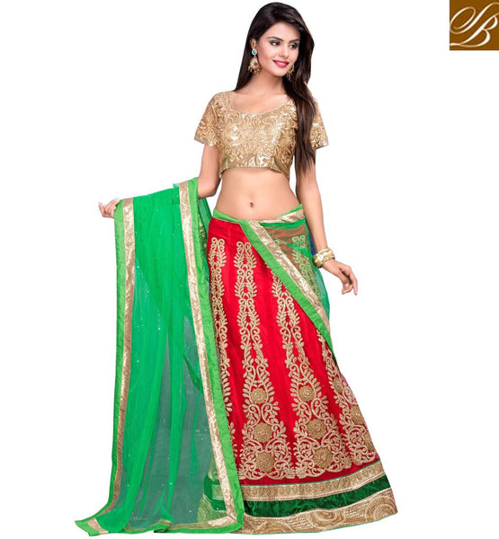 Marriage wear Lehenga Choli