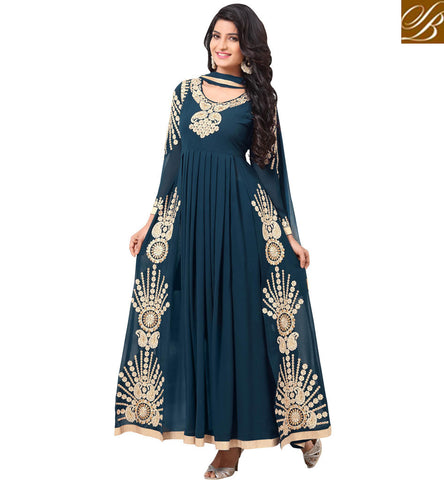 STYLISH BAZAAR BUY EXQUISITE ROUND NECK DESIGNER ROYAL BLUE PUNJABI SHALWAR SUIT STYLISH BAZAAR SALWAR SUITS ONLINE WITH PRICE VDAPK20293
