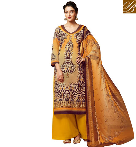 STYLISH BAZAAR PRESENTATION SPLENDID INDIAN DESIGNER PUNJABI CHURIDAAR SUITS FOR WOMEN AND GIRLS PALAZZO PANT DESIGN VDDHR20202