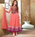 PRETTY PARTY WEAR ANARKALI VDMOK8006