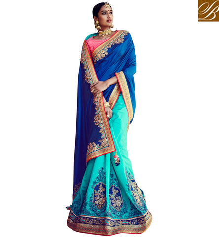 STYLISH BAZAAR BUY MAGNIFICENT DESIGNER SILK SARI ONLINE SAREES SHOPPING IN INDIA STYLISH BAZAAR ONLINE SAREE STORE ALL SAREE VDNIV20247