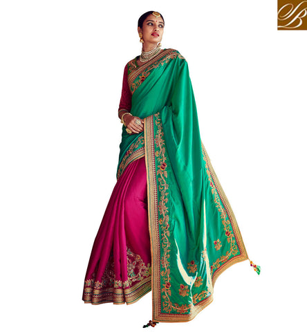 STYLISH BAZAAR MARVELOUS SILK DESIGNER SAREE ONLINE SAREE STORE STYLISH BAZAAR SILK SAREES ONLINE SHOPPING BEST SAREE COLLECTION VDNIV20248
