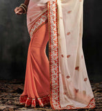 DESIGNER PARTY WEAR SAREE VDPAR30004
