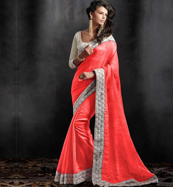 DESIGNER PARTY WEAR SAREE VDPAR30005