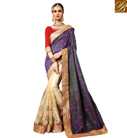 STYLISH BAZAAR BEAUTEOUS DESIGNER SAREE FOR WEDDING DESIGNER SAREES FOR WOMEN SILK SAREE COLLECTION WITH PRICES LACE BORDER SAREES VDPKH20177