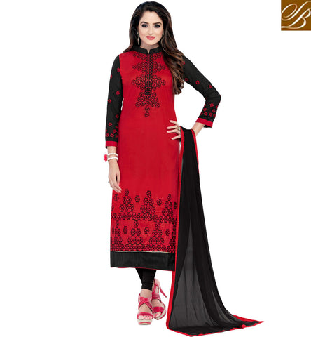 STYLISH BAZAAR LOVELY ASMITA SOOD COTTON PARTY SALWAR DRESS SUIT ONLINE FOR WOMEN AND GIRLS VDSZY19993