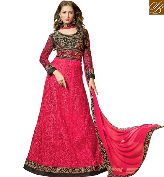 STYLISH SALWAR SUIT OR LENGHA CHOLI TRENDY FUSION DRESS WITH DUPATTA