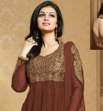 Bollywood celebrity Anarkali collection