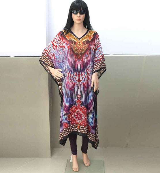 EVER STYLISH KAFTAN SHOPPING IN INDIA NEW URBAN WOMEN FASHION TREND