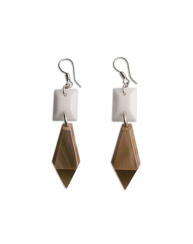 Shelly Earrings (Earth)