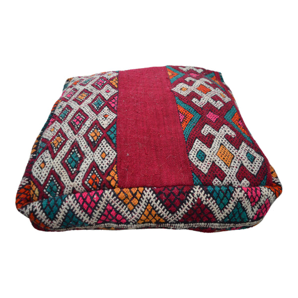 Kilim Moroccan Floor Cushion Pouf -home gifts,Kilim Moroccan Floor Cushion Pouf -home gifts