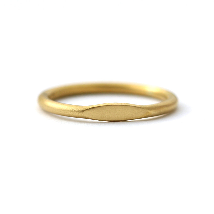 Wedding Ring Set in 22K Gold Wedding Bands His and Hers – ARTEMER
