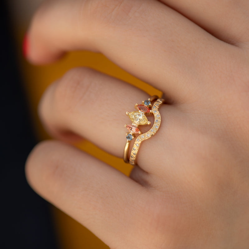 Candy-Colored-Engagement-Ring-with-a-Fancy-Yellow-Diamond-OOAK-in-set