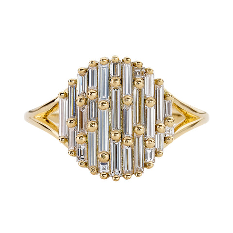 Cluster-Ring-with-Assemblage-of-Needle-Baguette-Diamonds-the-Light-Catcher-Ring-closeup